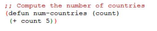External Lisp Code
