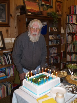Happy 90th Birthday Bob!
