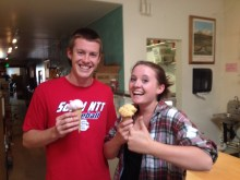 Official Ice Cream testers