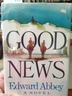 Good News (2 copies, 1st editions, Fine and VG) fiction