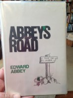 Abbey's Road (Signed, Fine, 1st Edition) nonfiction