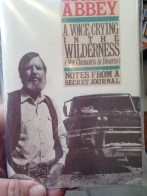 A Voice Crying in the Wilderness (1st edition as such, earlier special edition, Fine) nonfiction