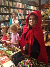 Red Riding Hood Maddi.