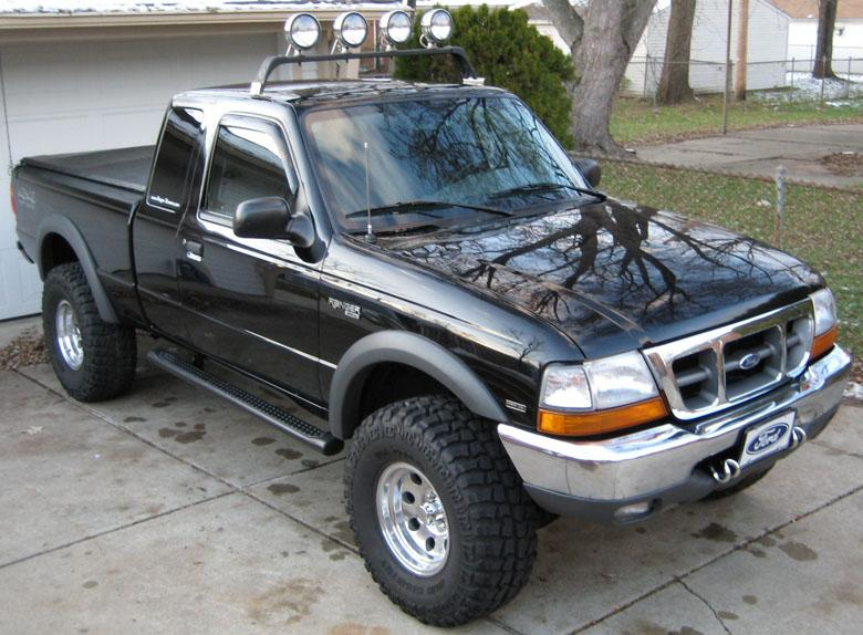 Ford Ranger Light Bar