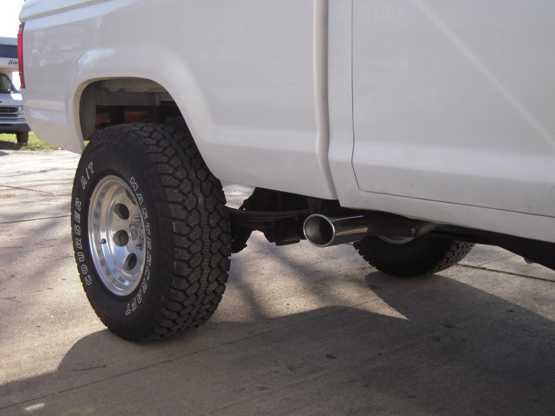 side exit exhaust ranger forums the