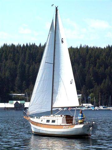 Puff, Ranger 26 Sailboat
