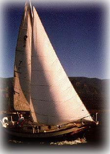 """""""C Ranger, Ranger 26 Sailboat"""