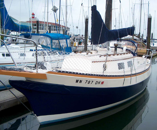 Blue Heron, Ranger 26 Sailboat