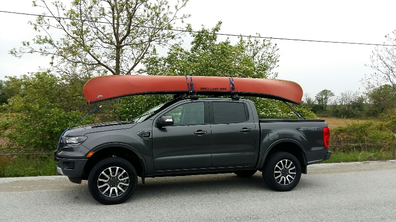 removable roof racks 2019 ford