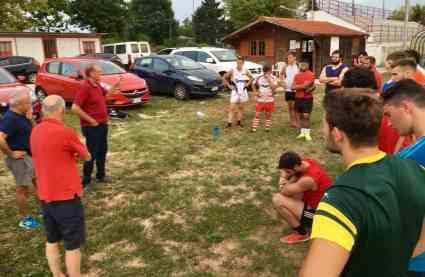 Rangers Rugby Vicenza, presentazione Stefano Cipriani