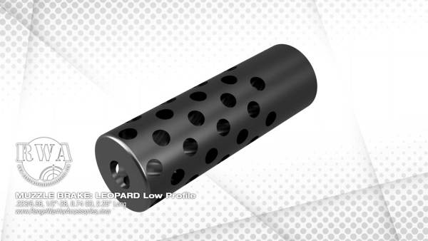 LEOPARD Low-Profile Brake