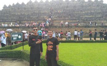Harga, Pesan tiket Online Candi Borobudur Desember 2018