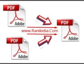 CPNS 2018; Cara Mudah Edit File PDF Jadi 1 File, Kecilkan Ukuran KB
