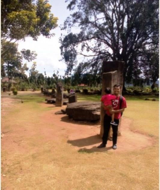 Rute, Tiket Masuk Wisata Megalitik Batu Berak Lampung Barat