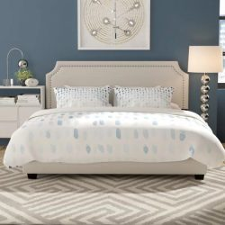 Tempat Tidur Minimalis Modern Berlapis Busa