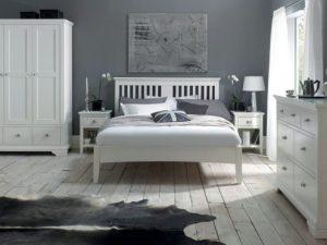 Tempat Tidur Minimalis Single Hampstead