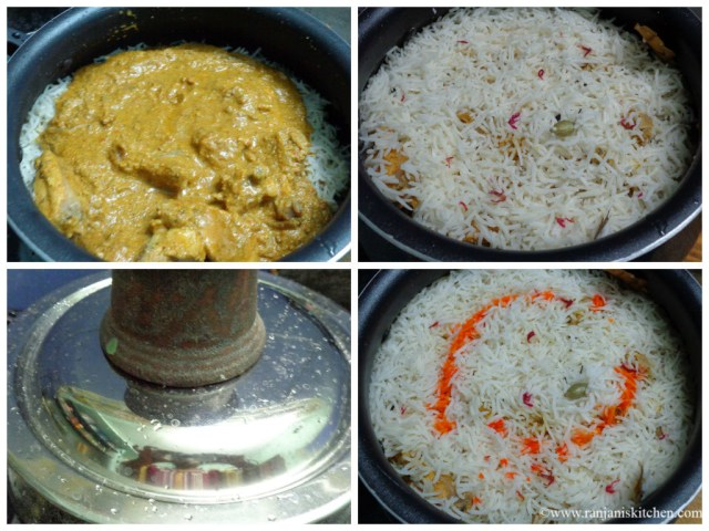 how to cook chicken biryani