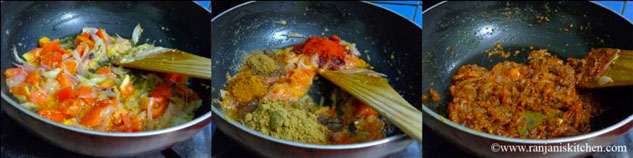 how to make prawn curry