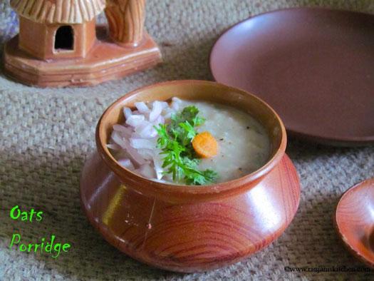 oat-porridge