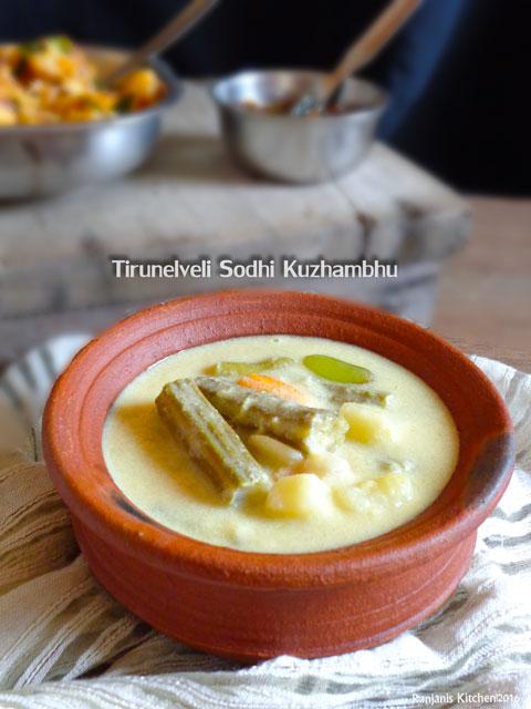 Tirunelveli-sodhi-kuzhambhu