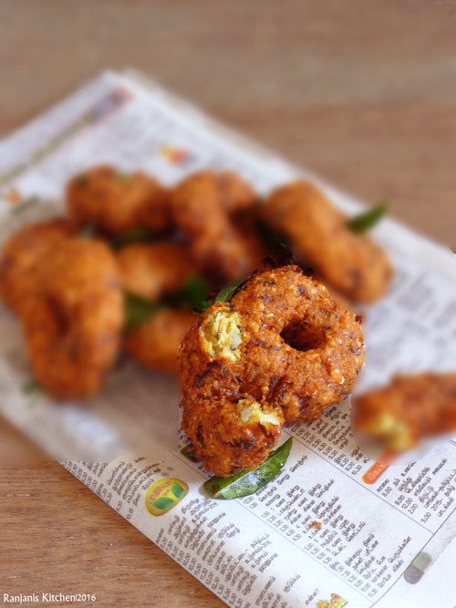 black eyed peas vadai