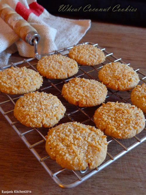 wheat-cookies