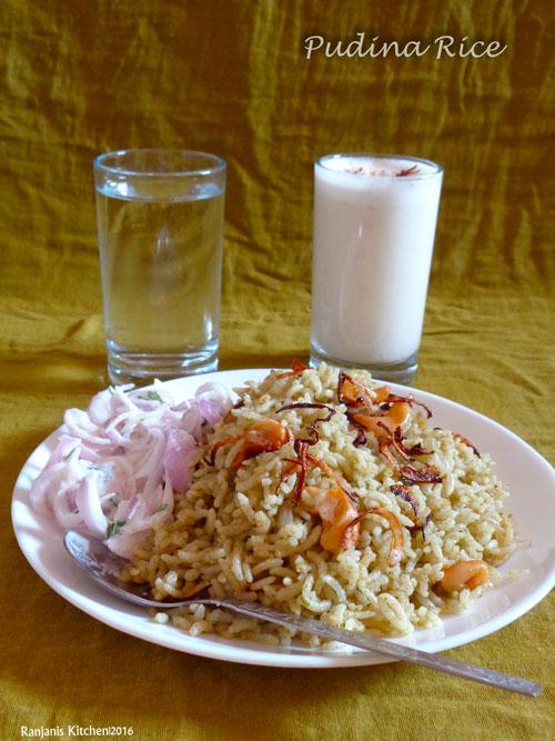 pudhina-pulao