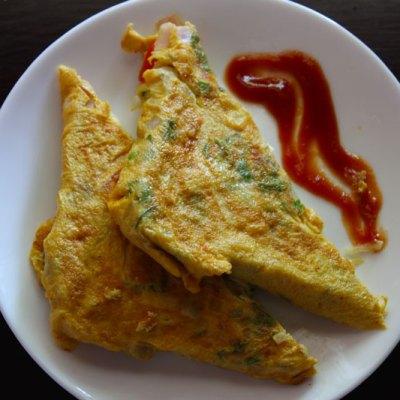 Bread-omelette-recipe