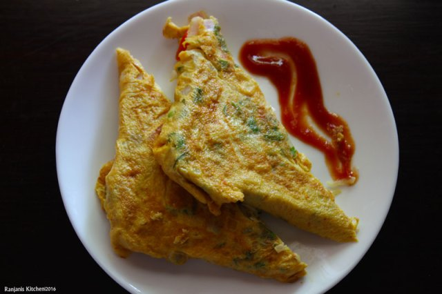 Bread-omelette-recipe