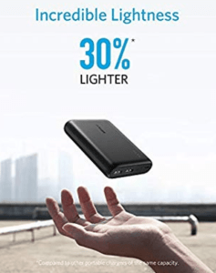 Anker 13000mAh incredible lightness
