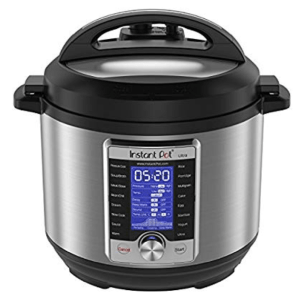 Instant Pot Ultra 6 qt 10 in 1 multi use programmable