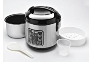 Aroma housewares digital rice cooker 8-cups