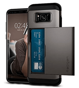 Spigen Slim armor cs wallet design for galaxy s8 plus
