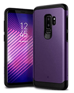 caseology case purple for s9 plus