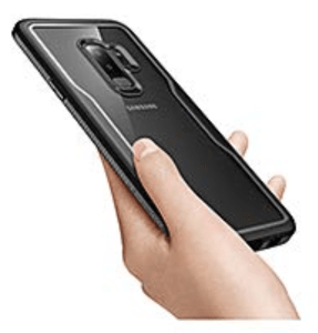 youmaker crystal clear case for s9plus