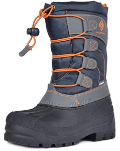dream pairs snow boots for kids