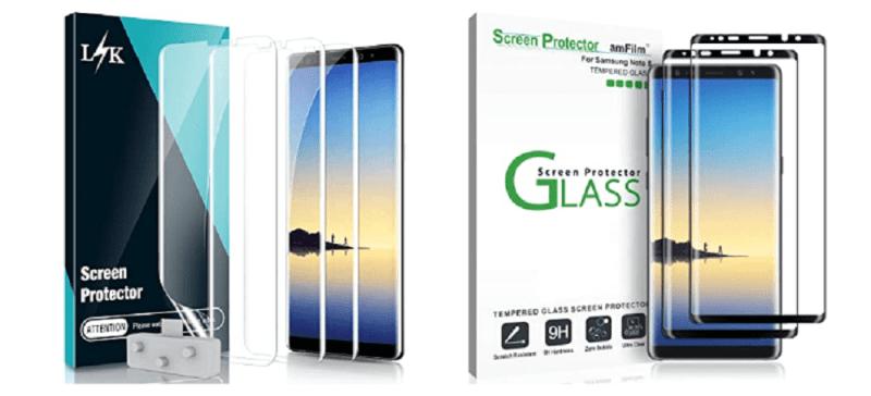 Galaxy Note 8 Screen Protectors