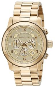 MK runway chronograph men watch