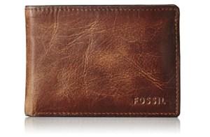 Fossil men wallet