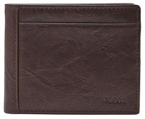 Fossil bifold wallet