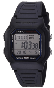 casio classic sport watch