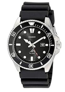 casio duro analog watch