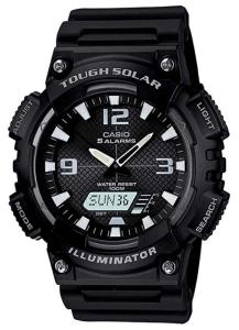 casio solar sport watch