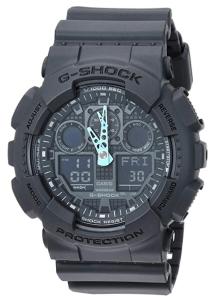 casio neon gshock california