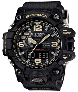 gshock mudmaster casio california