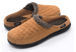 zigzagger house slippers