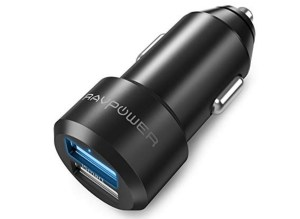 Ravpower car charger