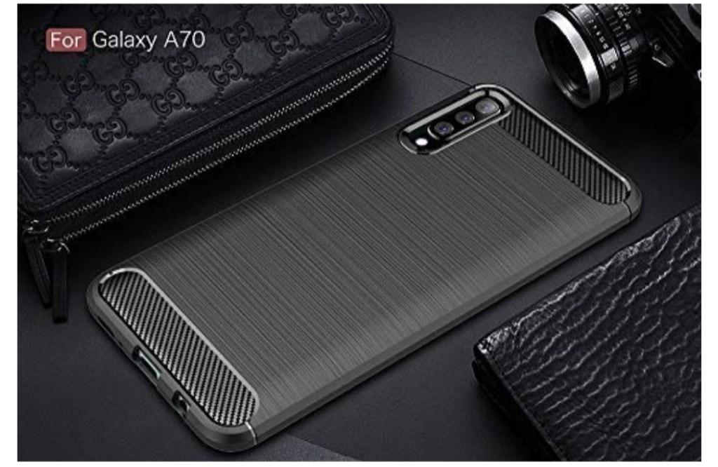 Soft tpu case a70