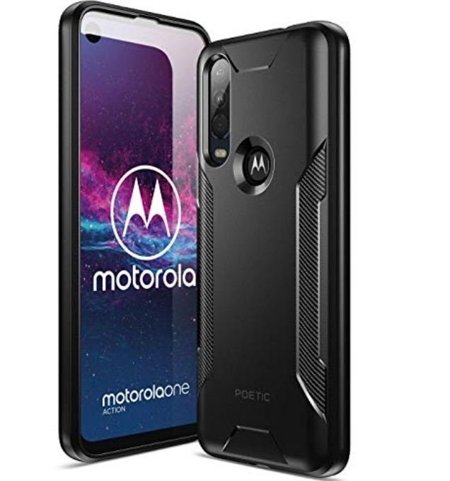 Motorola one action case