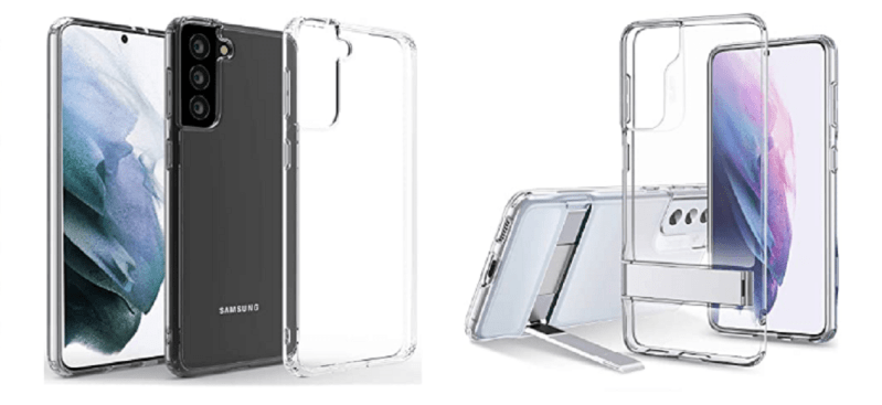 best Galaxy S21 Clear Cases